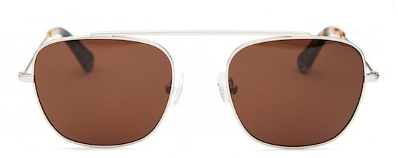 fc5f14140f InStitchu Accessories sunglasses Pacifico Optical South Silver with Brown  Lens