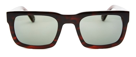 InStitchu Accessories sunglasses Pacifico Optical Tony Burnt Toffee with Grey Lens