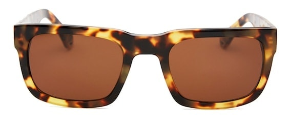 InStitchu Accessories sunglasses Pacifico Optical Tony Honey Tortoise with Polarised Brown Lens
