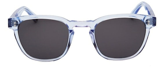 InStitchu Accessories sunglasses Pacifico Optical Yacht Master Amalfi Blue with Polarised Grey Lenses