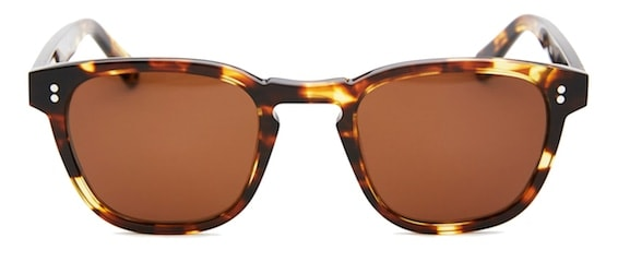 InStitchu Accessories sunglasses Pacifico Optical Yacht Master Colar with Polarised Brown Lenses