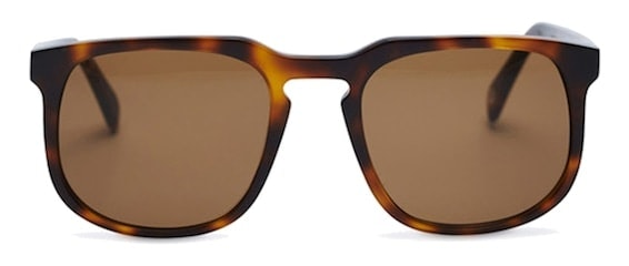 InStitchu Accessories sunglasses Pacifico Optical Dino Choc Havana with Brown Lens