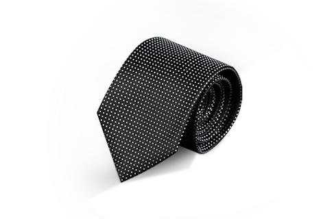 InStitchu Accessories tie InStitchu Black Infinity Tie