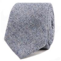 InStitchu Essentials Accessories Tie Bells Grey-Blue Wool Blend Tie