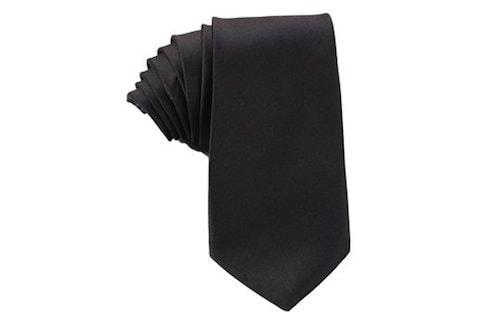 InStitchu Accessories tie OTAA Bond Black Tie
