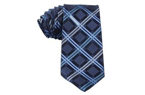 InStitchu Accessories tie OTAA Blue X Tie