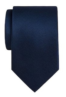 InStitchu Accessories tie InStitchu Navy Textured Tie