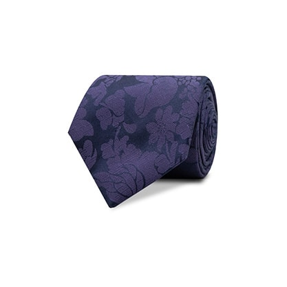 InStitchu Accessories tie InStitchu Purple Paisley Tie