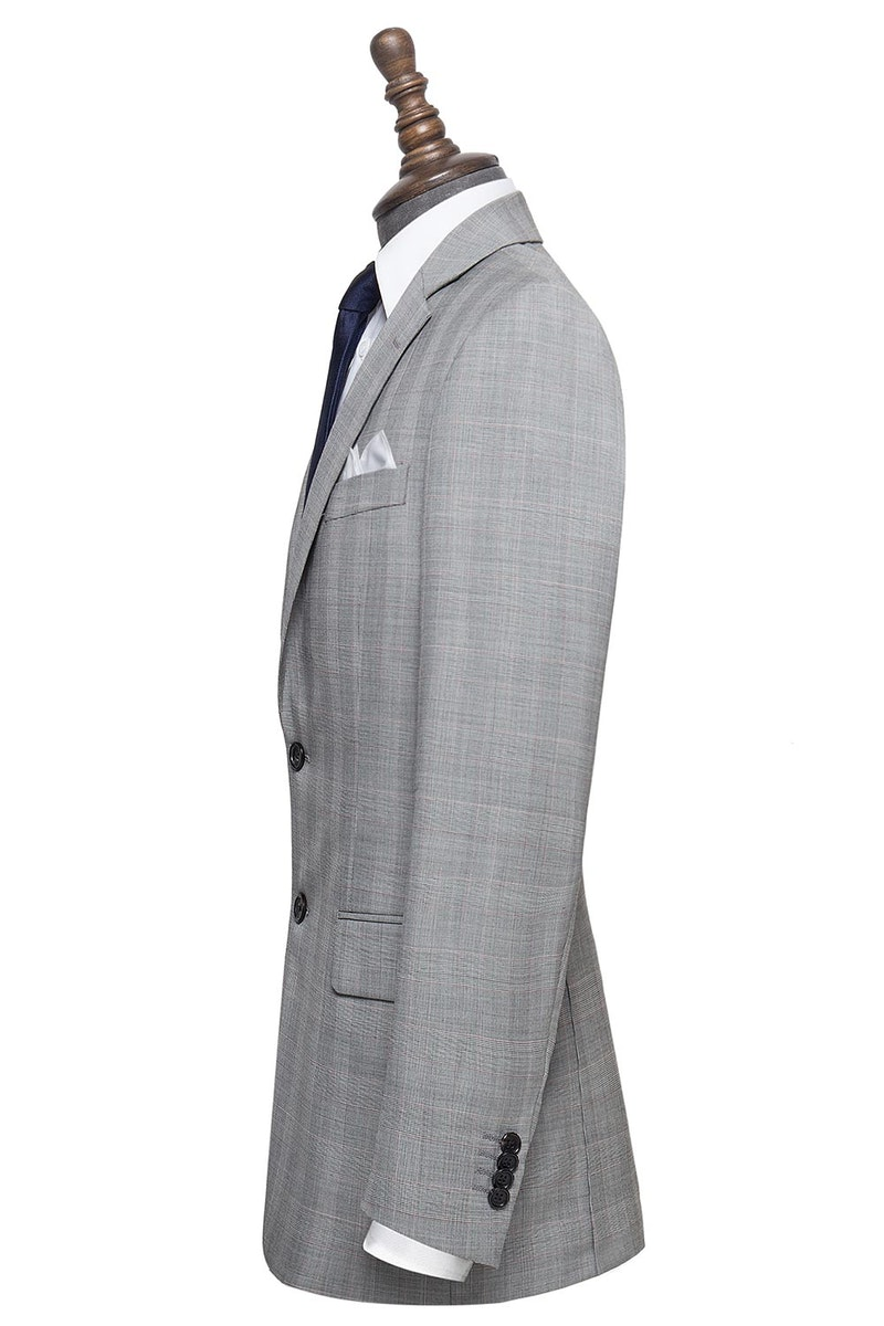 InStitchu Collection The Cantebury mens suit
