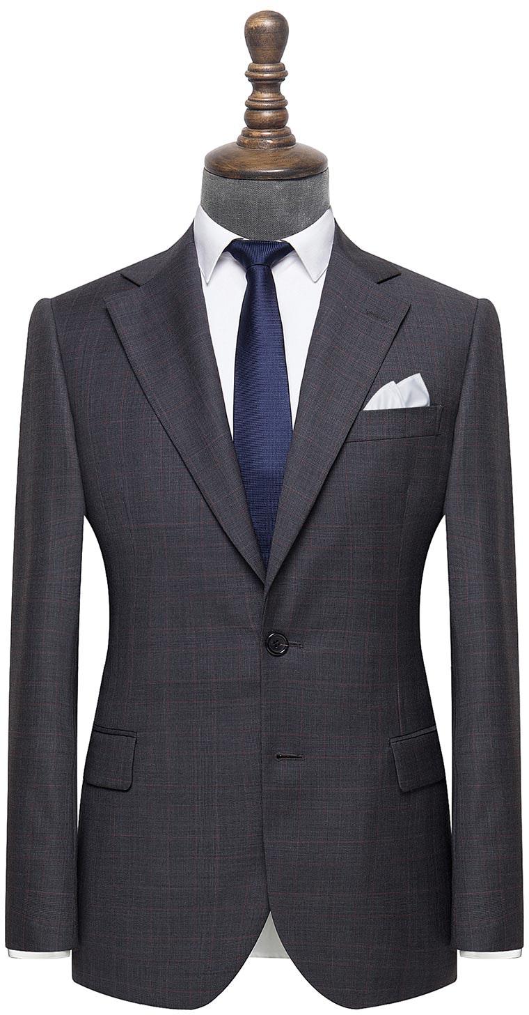 InStitchu Collection The Hamilton mens suit