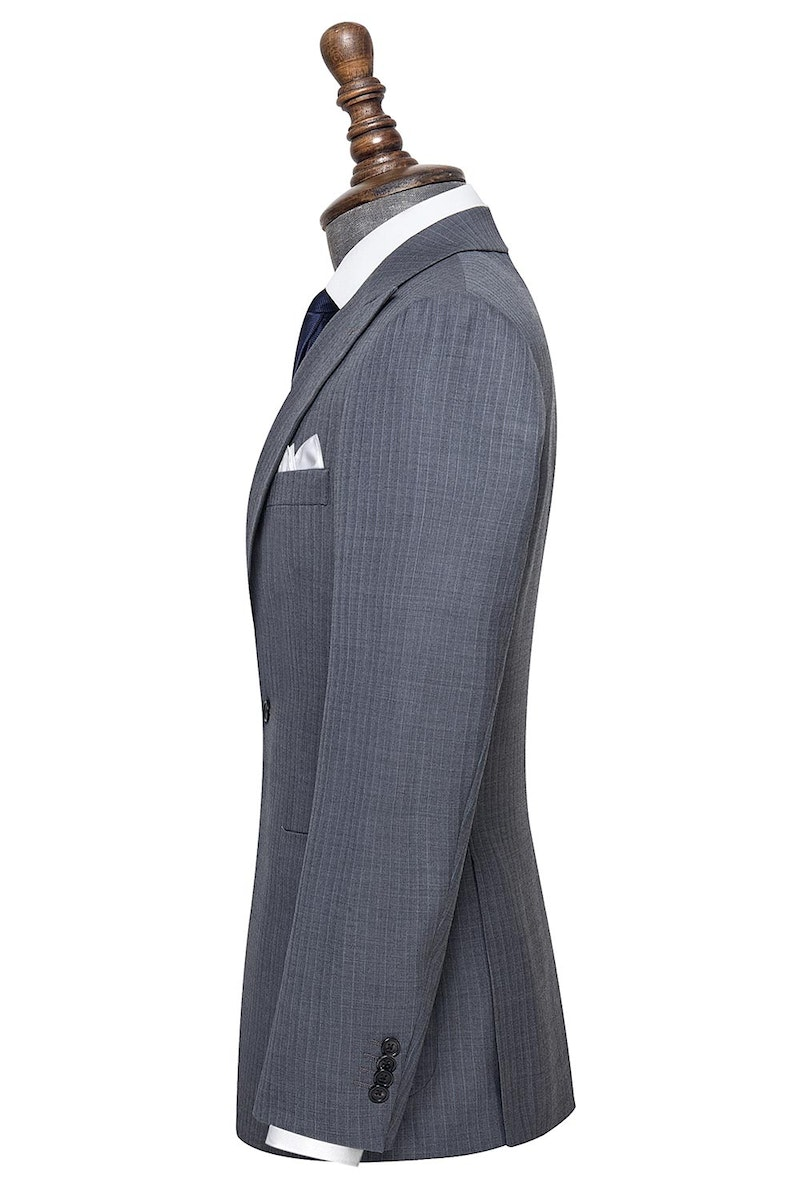 InStitchu Collection The Chesterfield mens suit