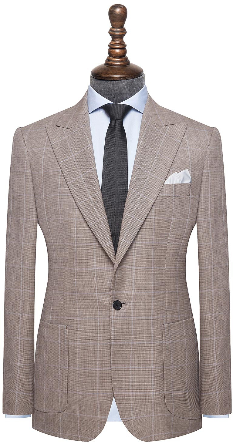 InStitchu Collection The Stroud mens suit