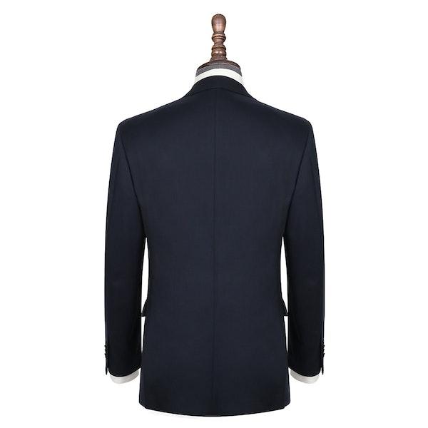InStitchu Collection Beastall Navy Wool Jacket