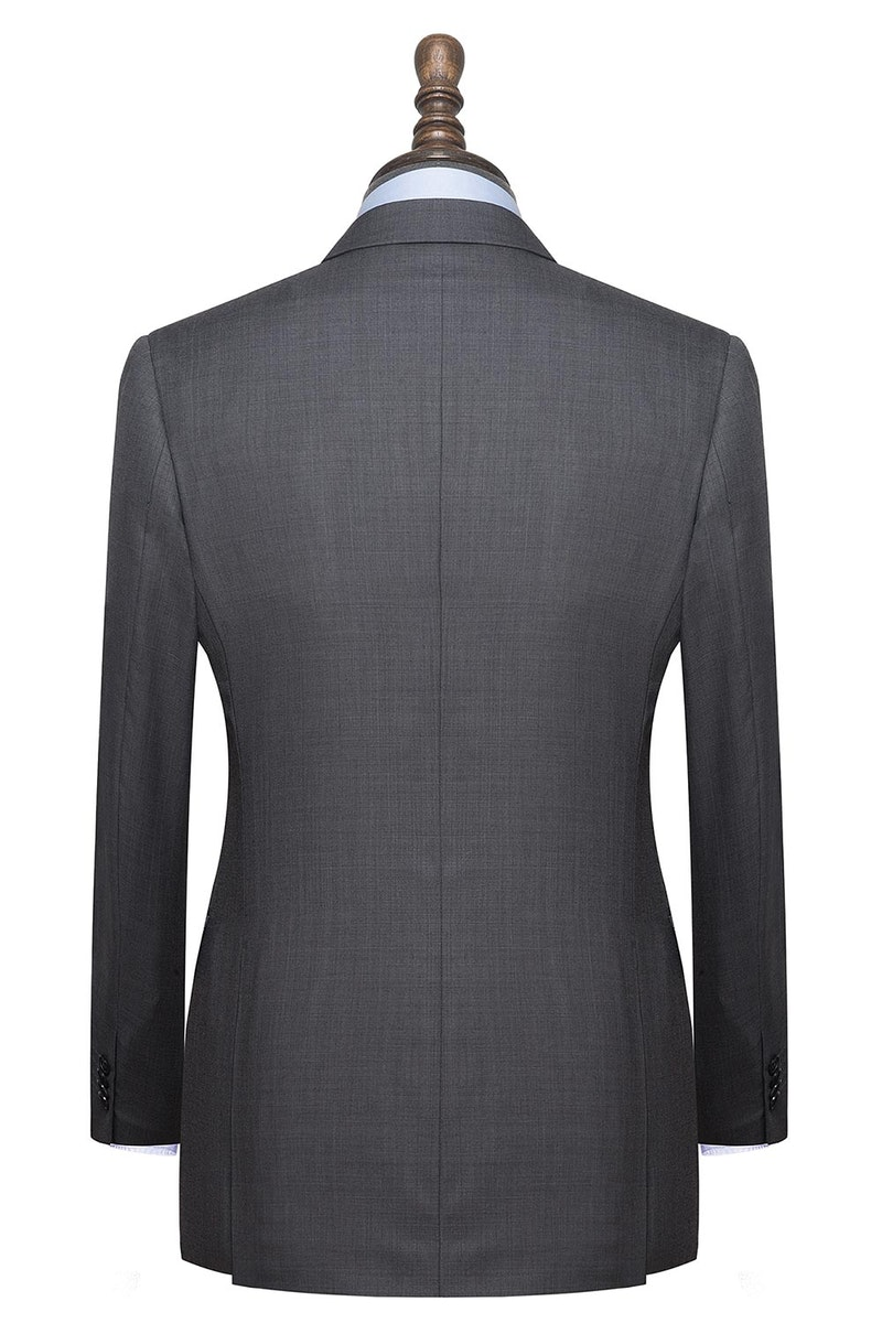 InStitchu Collection Handler Charcoal Wool Jacket
