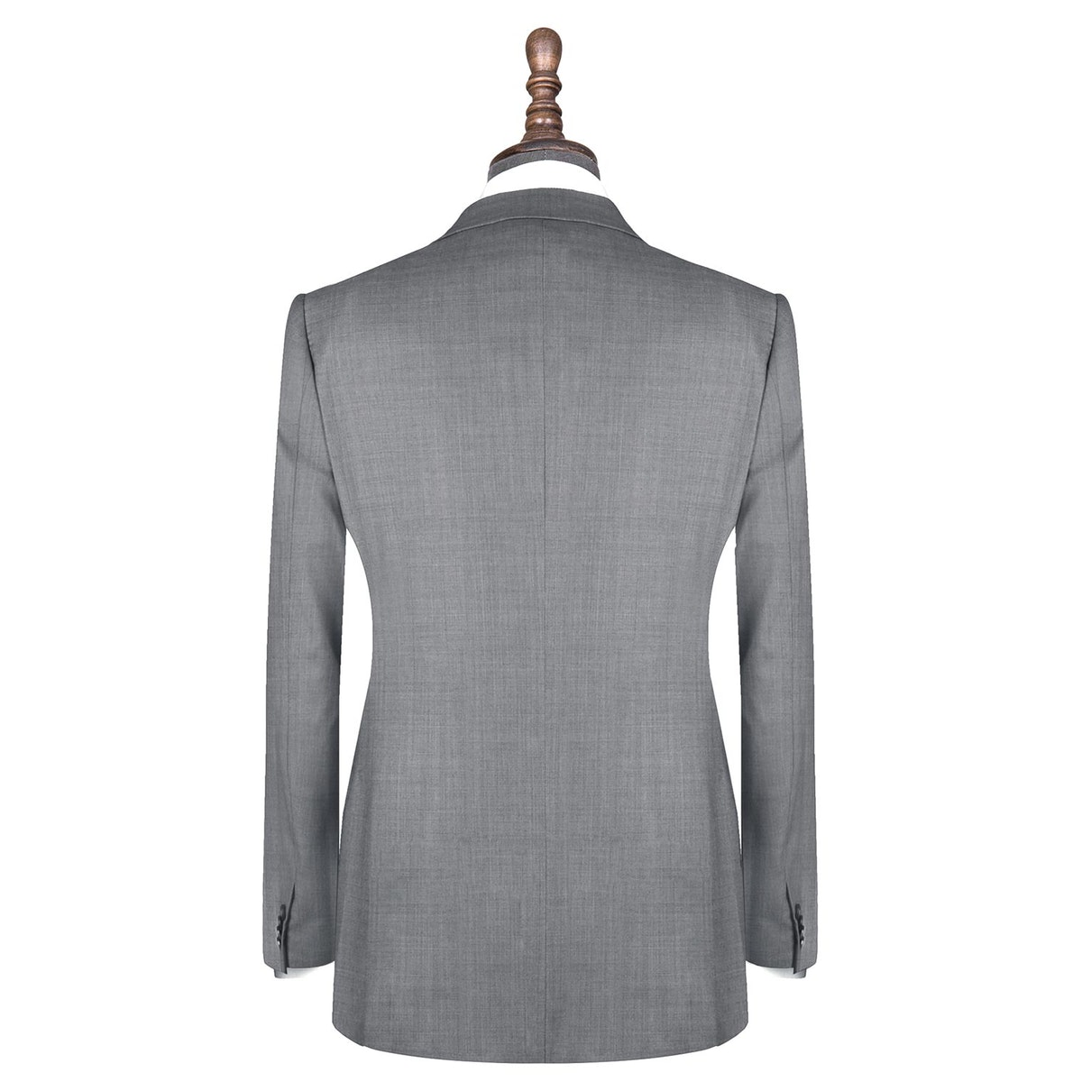 InStitchu Collection Joel Grey Wool Jacket