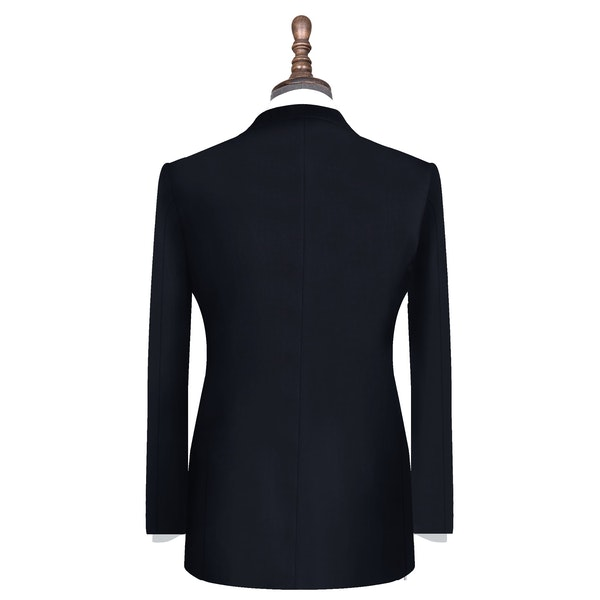 InStitchu Collection Liddle Navy Wool Suit