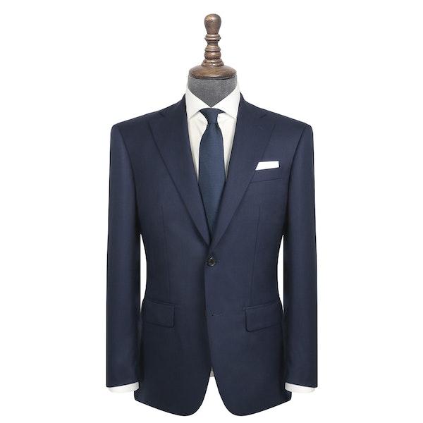 InStitchu Collection Miller Navy Nailhead Wool Jacket