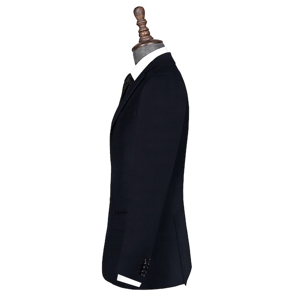 InStitchu Collection Vade Navy Wool Suit