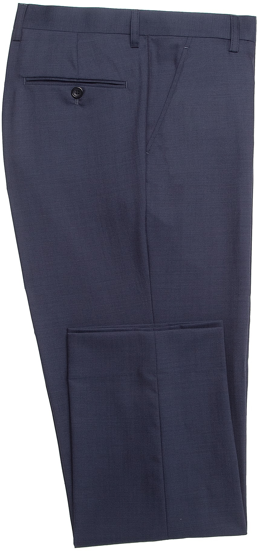 InStitchu Collection The Avalon Navy Plain Pants