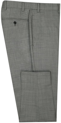 InStitchu Collection Belview Grey Wool Pants