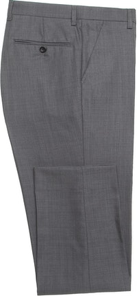 InStitchu Collection Handler Charcoal Wool Pants