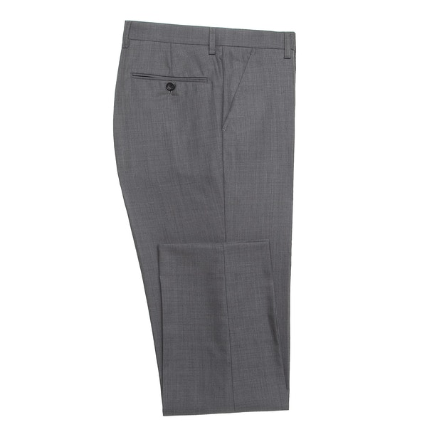 InStitchu Collection Joel Grey Wool Pants