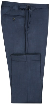InStitchu Collection Rigby Navy Birdseye Pants