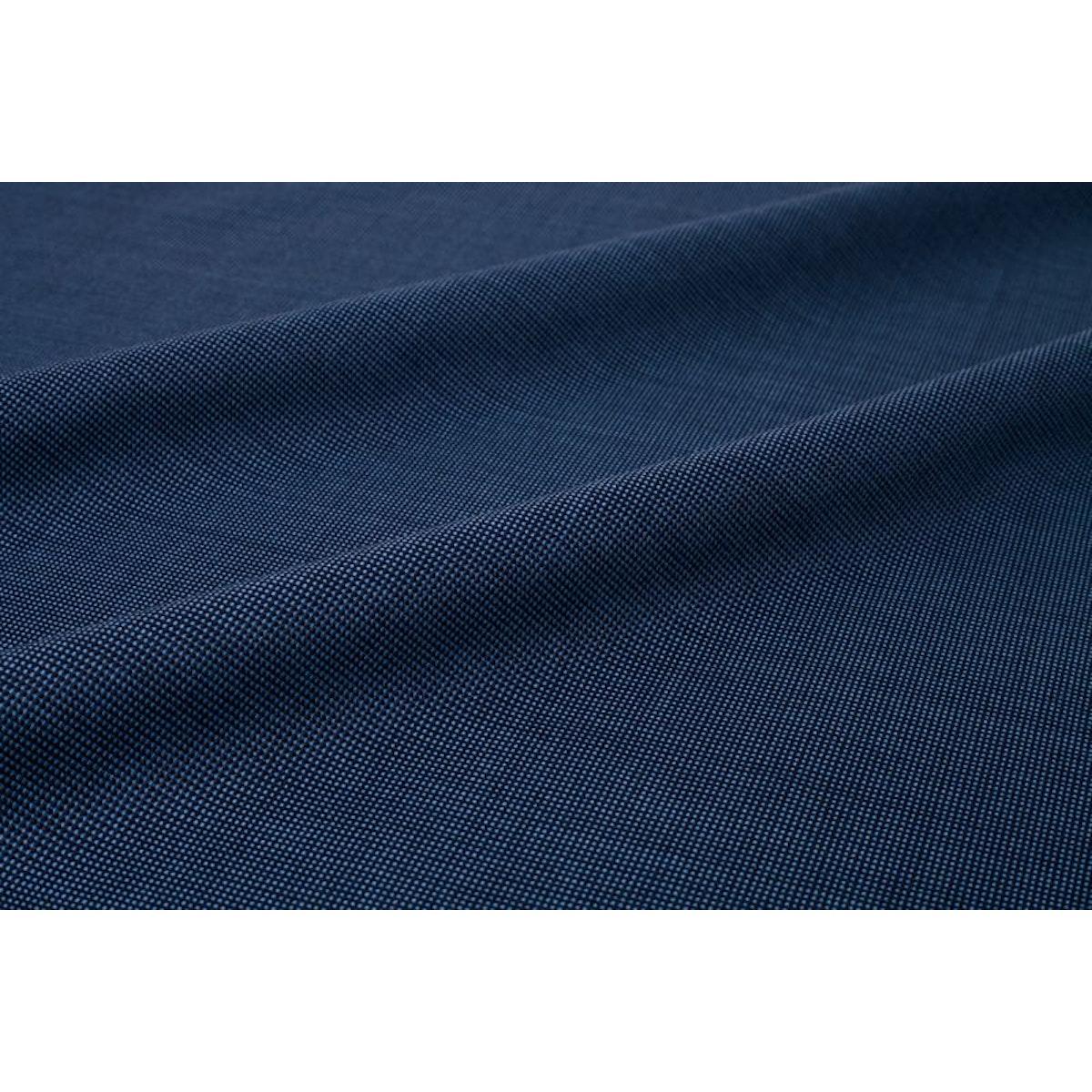 InStitchu Collection Rollino Blue Wool Pants