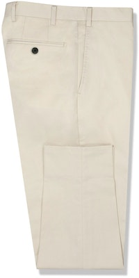 InStitchu Collection The Altona Beige Cotton Chinos