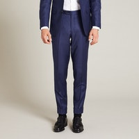 InStitchu Collection The Oxley Navy Wool Pants