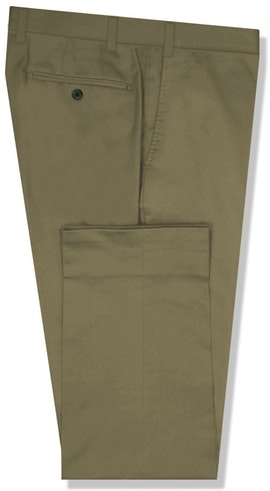 InStitchu Collection The Warewood Khaki Cotton Chinos