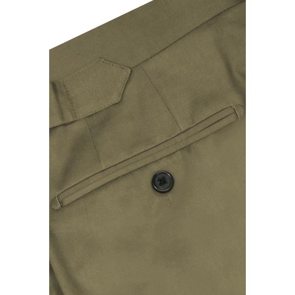 InStitchu Collection The Warrego Khaki Cotton Chinos