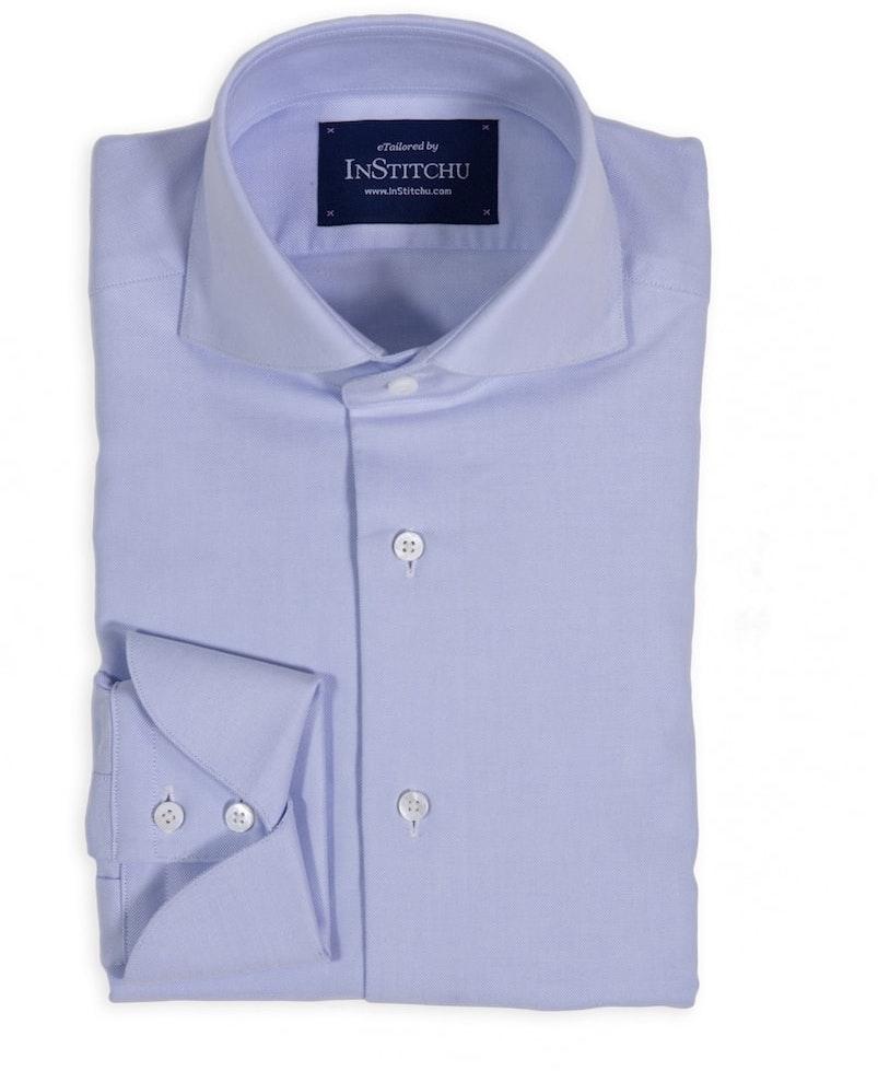 Light Blue Cutaway Shirt