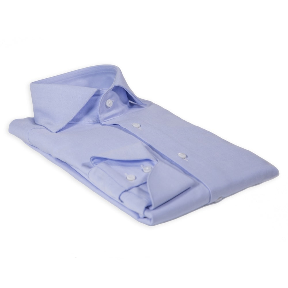 Light Blue Cutaway Shirt
