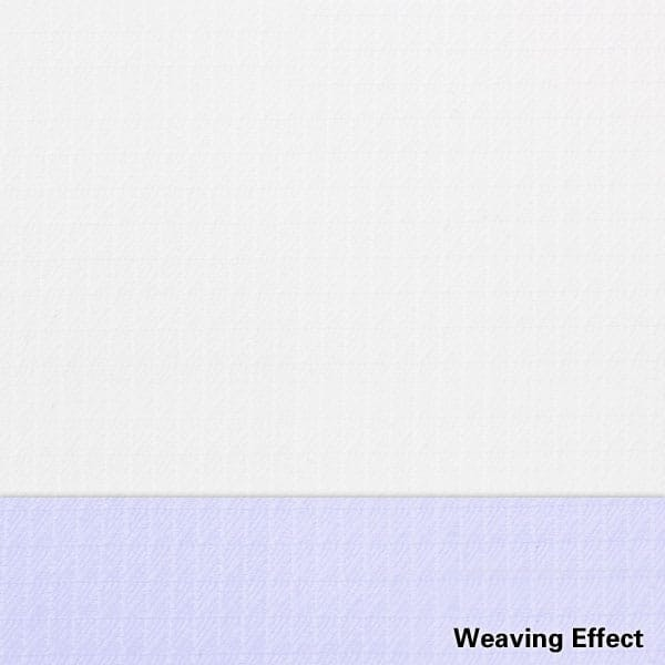 InStitchu Collection Pinnacle White Pattern Cotton