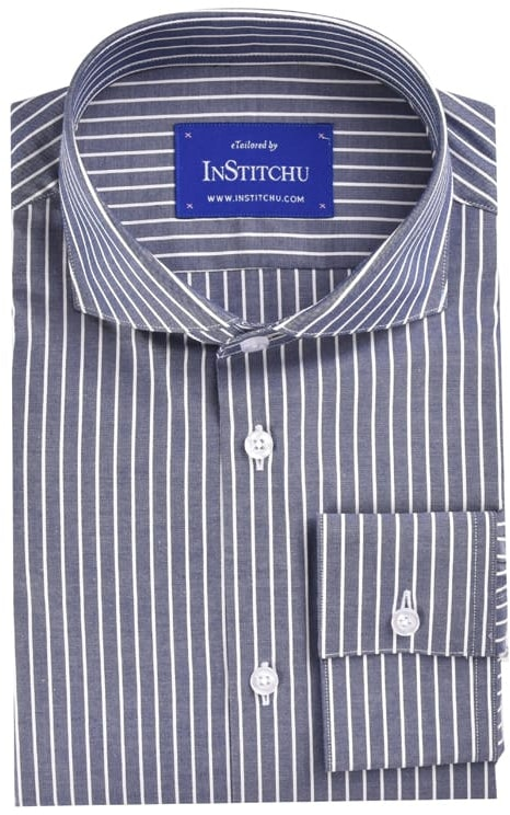 8d5015e445 Custom Shirts - Shop for Best Fitting Dress Shirts for Men | InStitchu