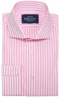 InStitchu Collection Ashgrove Pink Striped Shirt