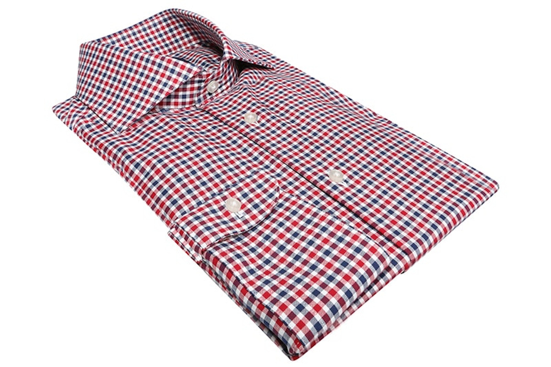InStitchu Collection Longford Red Check Shirt