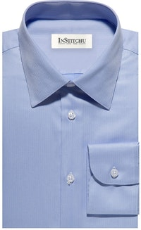 InStitchu Collection The Asan Blue Shirt