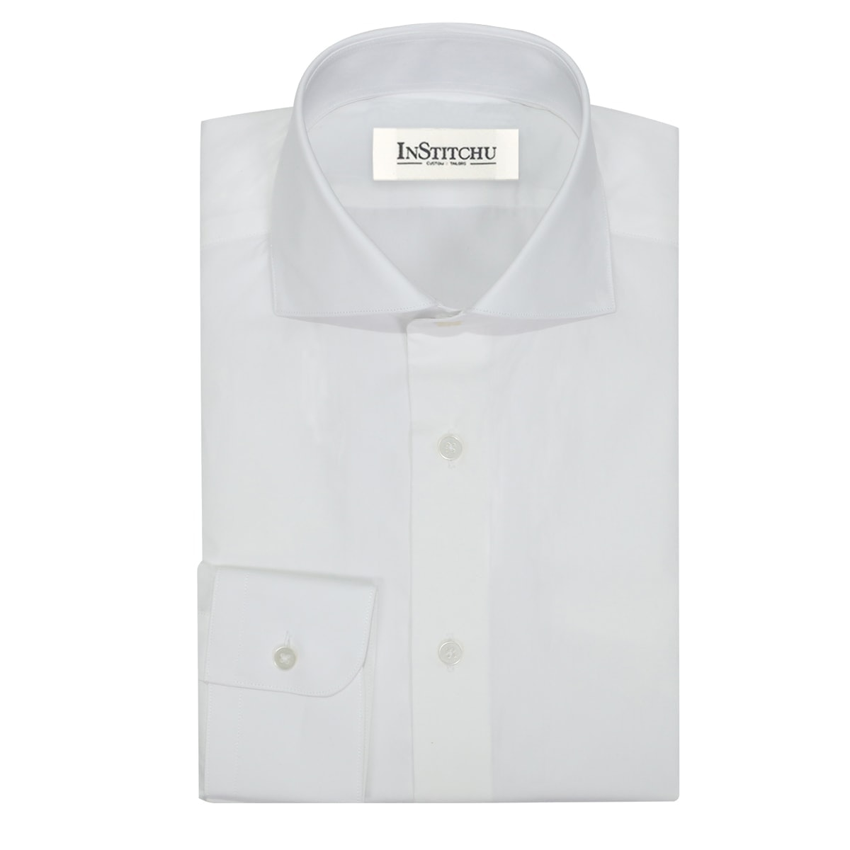 InStitchu Collection The Baudin White Shirt
