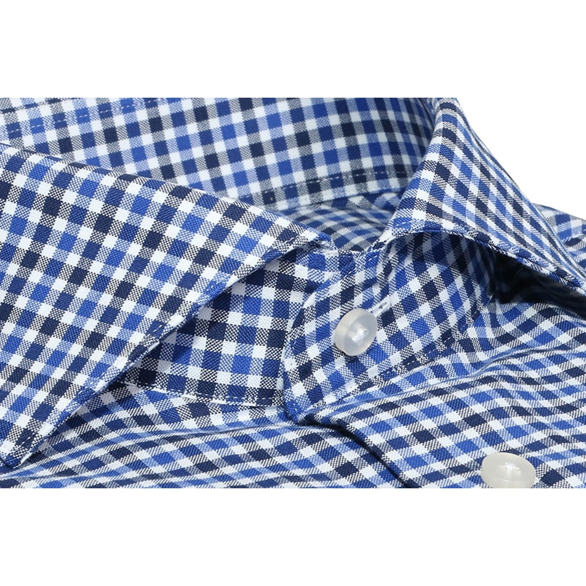 InStitchu Collection The Blueys Blue Check Shirt
