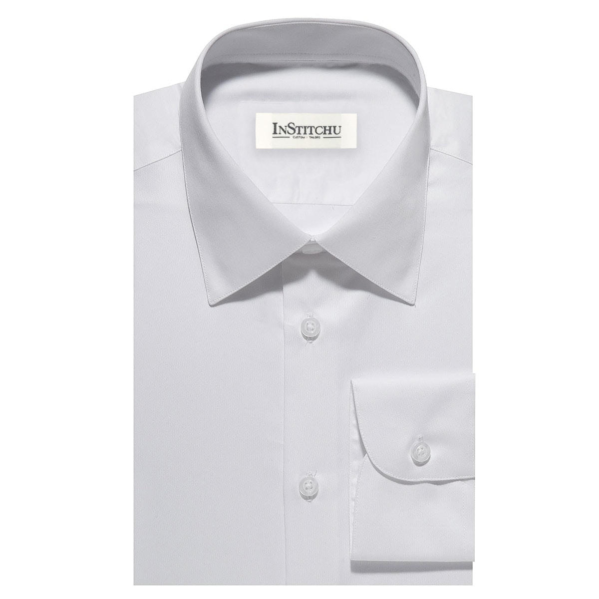 InStitchu Collection The Boca White Shirt