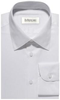 InStitchu Collection The Boca White Shirt
