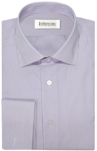 InStitchu Collection The Boston Pink Stripe Shirt