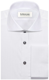 InStitchu Collection The Brett White Shirt