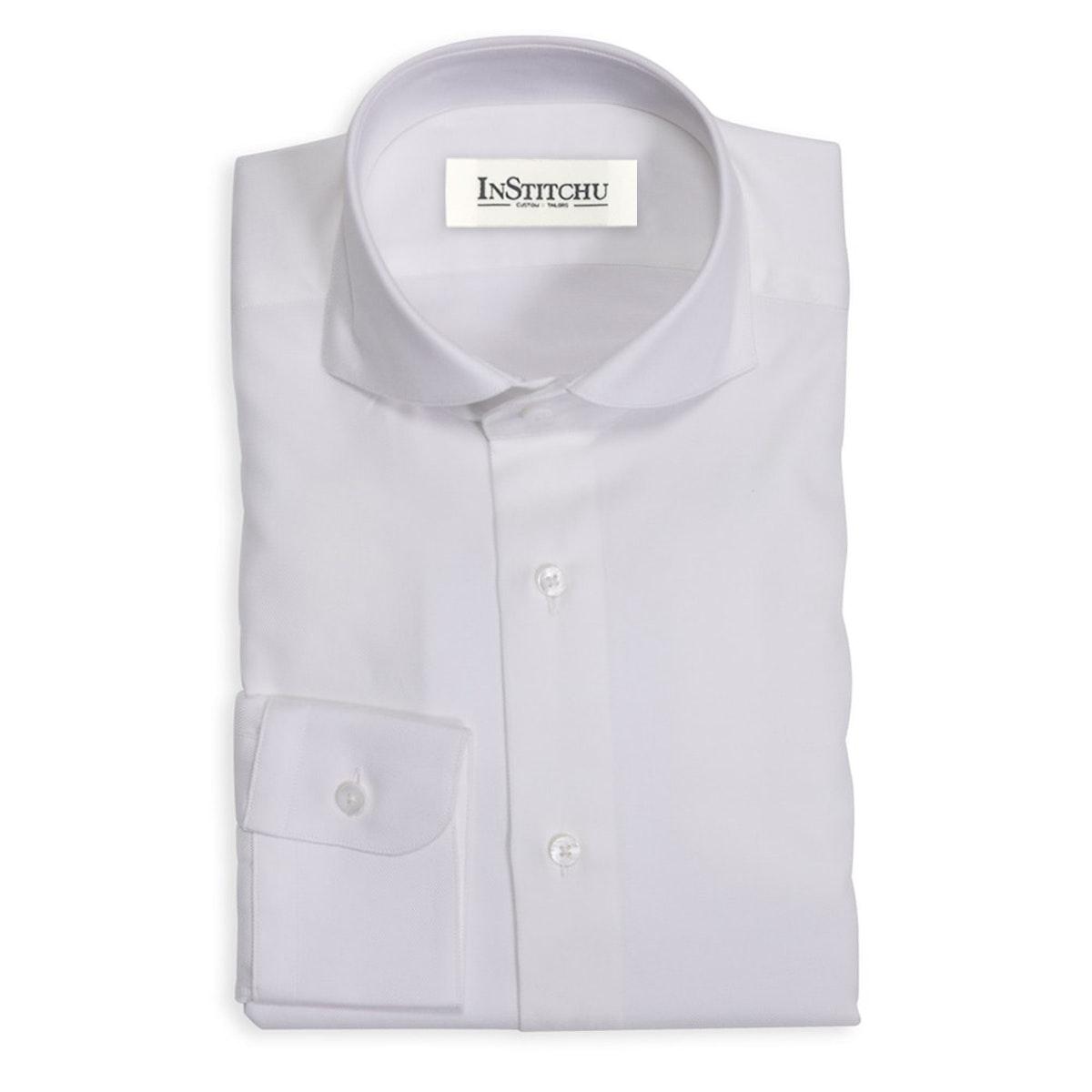 InStitchu Collection The Christies White Shirt