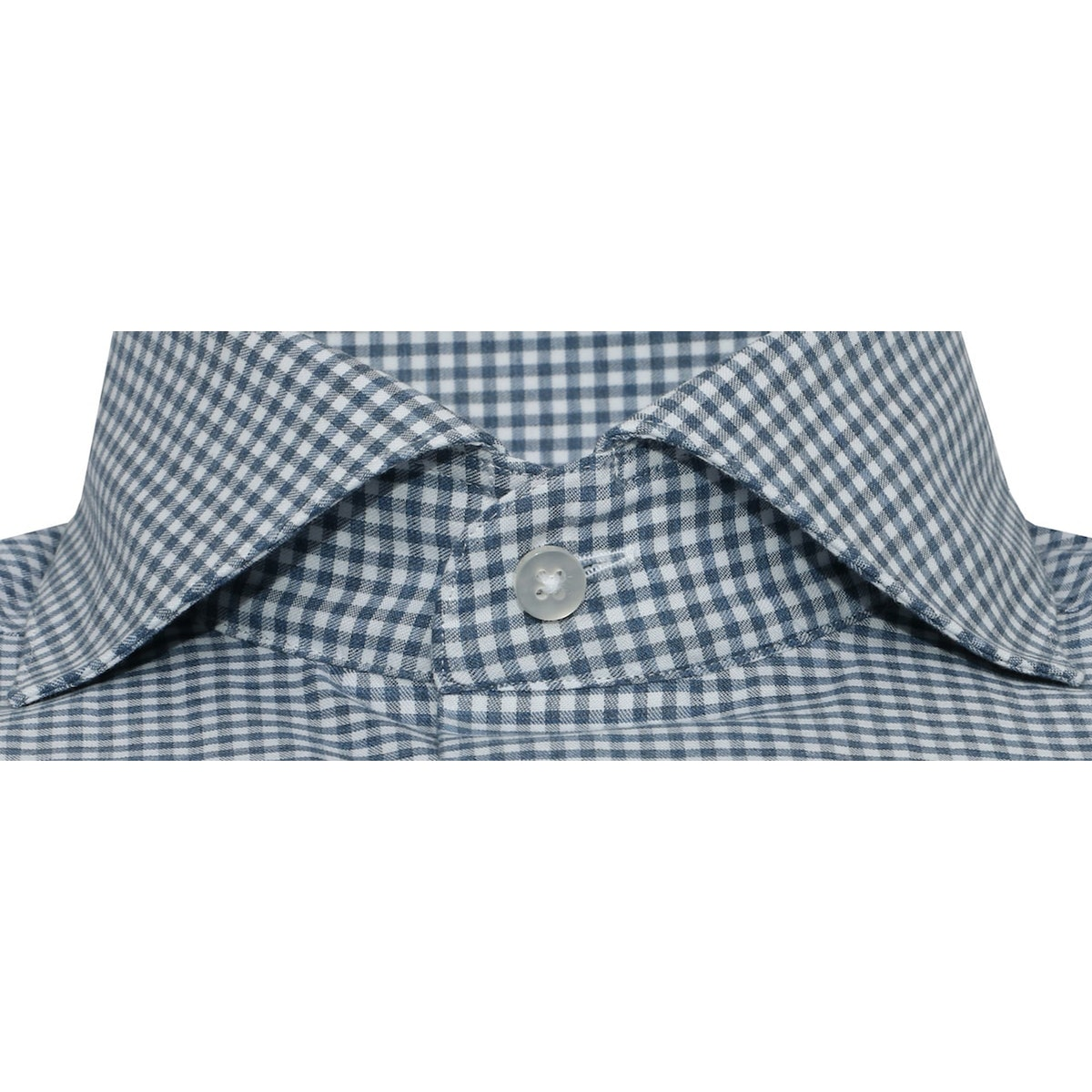 InStitchu Collection The Collaroy Blue Check Shirt