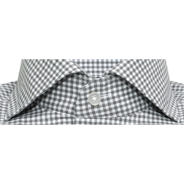 InStitchu Collection The Crescent Non-Iron Check Shirt
