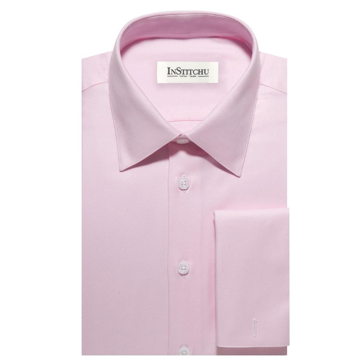 InStitchu Collection The Dadi Pink Shirt