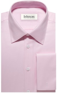 InStitchu Collection The Dadi Pink Shirt